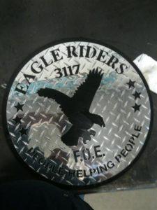 eadle riders